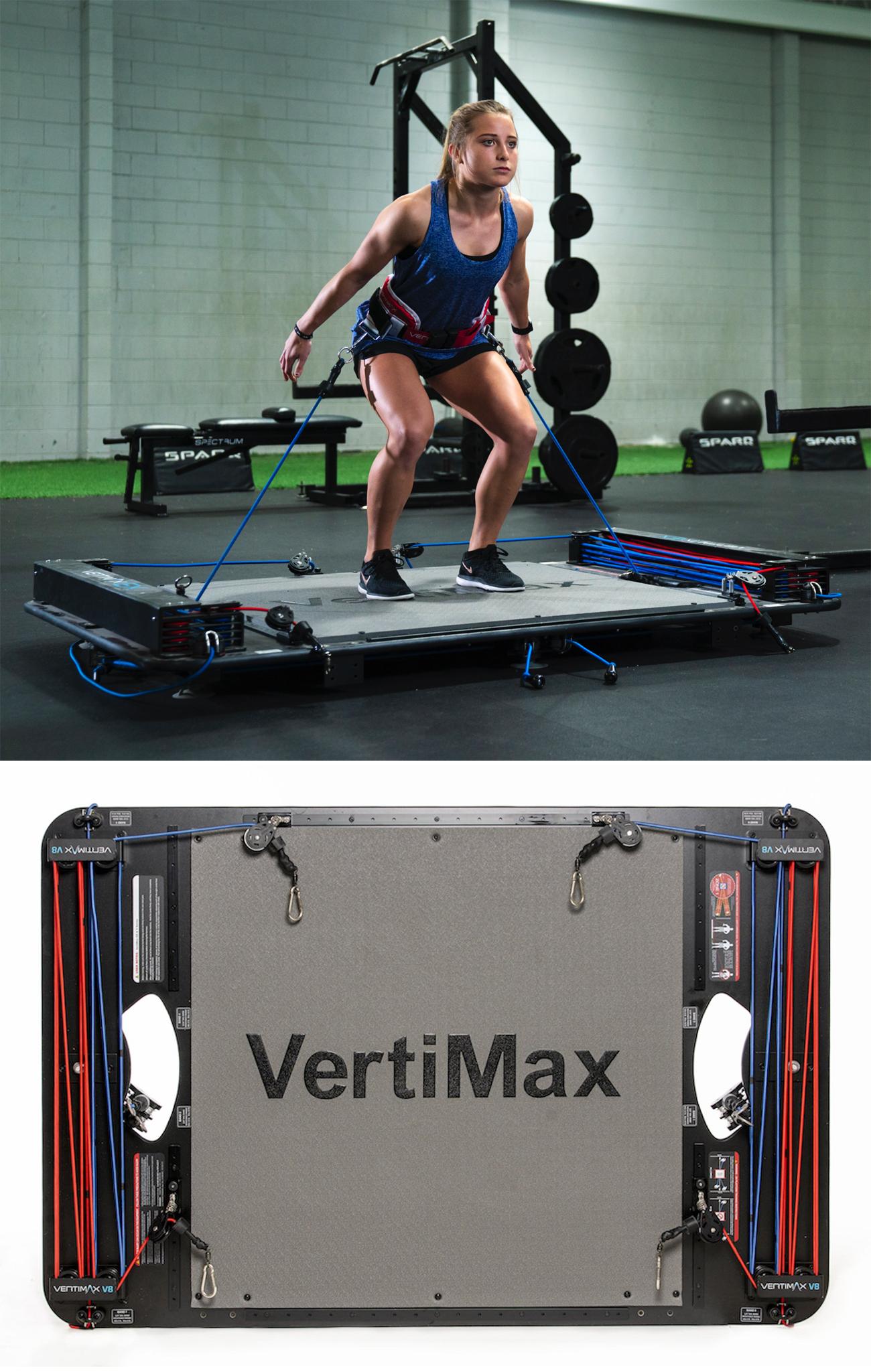 VertiMax 8 at Parisi Speed School at ARC