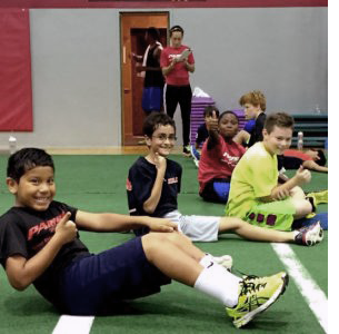 Parisi GAME TIME A Youth Total Conditioning Program